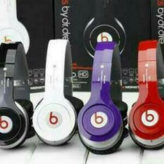 Jual Headset Beats By Dr Dre Handsfree Beats Dj Headphone Online Dki Jakarta