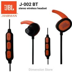 Jual Headset Bluetooth Jbl J 002 Bt Handsfree Earphone Jbl Asli