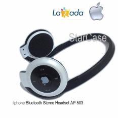 Toko Headset Bluetooth Stereo Iphone Headphone Ap 503 White Online
