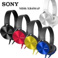 Jual Headset Earphone Sony Extra Bass Mdr Xb 450 Xb450 Xb 450 Sony Ori