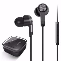 Jual Headset Earphone Xiaomi Piston 3 Full Black Edition Xiaomi Ori