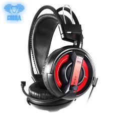 Toko Headset Gaming Cobra Series Professional Gaming Headset Ehs013 Termurah Jawa Timur