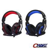 Spesifikasi Headset Gaming Rexus Hx2 Thundervox 7 1 Surround Headphonehx 2 Red Online
