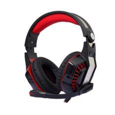Headset Gaming Rexus HX2 Thundervox 7.1 Surround HeadphoneHX 2 - RED