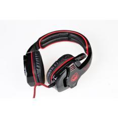 Headset Gaming Sades SA-901 Deep Bass Gaming USB Plug 7.1 Sound