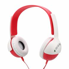 Toko Headset Headband Cartoon Fresh Fruit Headphone Handsfree Earphone With Microphone Merah Online Dki Jakarta