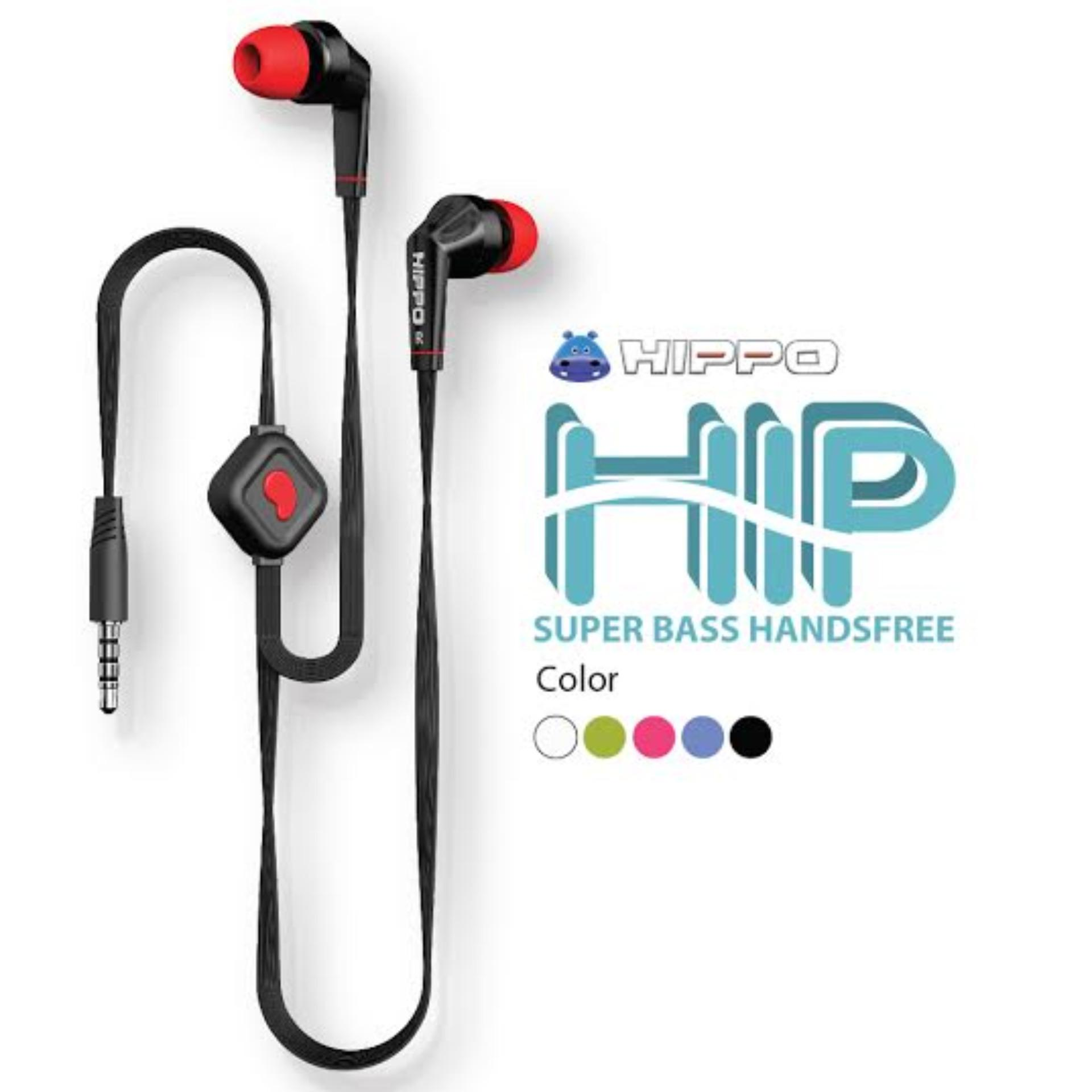Jual Headset Hippo Hip Hippo Branded