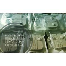 Headset Iphone (Terergonomis Dan 100%Ori Spt Ibox Not Ori Kembalikan