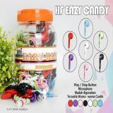 Ulasan Tentang Headset Jete Eazy Candy Toples 50Pcs Headset Toples