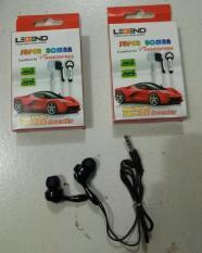 Headset LEGEND Super Bomba Universal Earphone