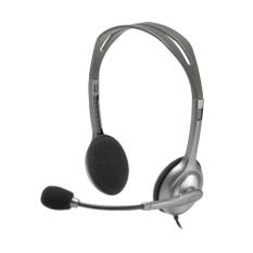 Headset Logitech H111 garansi 1 tahun