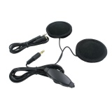 Headset Mp3 Cd Radio Earphone Speaker Untuk Helm Sepeda Motor Intl Original