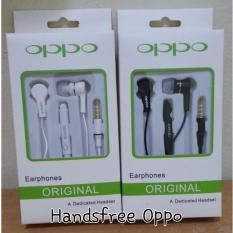 Headset oppo ( Earphone oppo, Headset Jack 3,5mm )