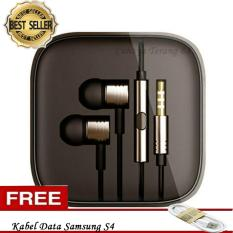 Review Toko Headset Xiaomi Mi Piston 2 Headset Earphone Handsfree Online