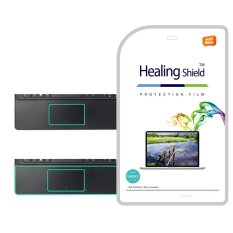 HealingShield ASUS X451CA Palmrest/Touchpad Pelindung Permukaan Kulit 2 Pcs