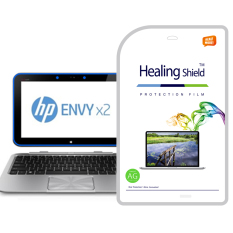 HealingShield HP ENVY X2 Matte Type Screen Protector 1 Pcs + TOP Pelindung Permukaan Kulit 2 Pcs