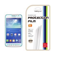HealingShield Samsung GALAXY CORE Advance Ultra HD Screen Protector Clear Type