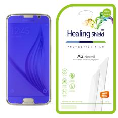 Review Healingshield Samsung Galaxy S6 Matte Anti Finger Print Anti Glare Tipe Screen Protector Depan 2 Pcs Kembali 1 Pc Terbaru