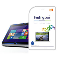 HealingShield SONY VAIO FIT 11A Multi Flip PC SVF11N Clear Type Screen Protector 1 Pcs + TOP Pelindung Permukaan Kulit 2 Pcs