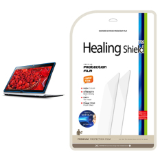 HealingShield SONY VAIO FIT 13A Multi Flip PC SVF13N Biru-Lampu Type Screen Protector 1 Pcs + TOP Pelindung Permukaan Kulit 2 Pcs