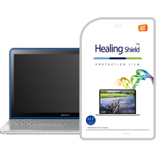 HealingShield SONY VAIO SVF15 Clear Type Screen Protector 1 Pcs + TOP Pelindung Permukaan Kulit 2 Pcs