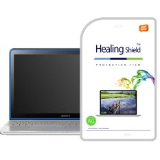 HealingShield SONY VAIO SVF15 Matte Type Screen Protector 1 Pcs + TOP Pelindung Permukaan Kulit 2 Pcs