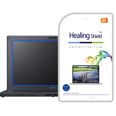 HealingShield SONY VAIO SVZ13115 Clear Type Screen Protector 1 Pcs + TOP Pelindung Permukaan Kulit 2 Pcs