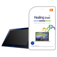 HealingShield SONY VAIO Tekan 11 SVT11 Clear Type Screen Protector 1 Pcs + TOP Pelindung Permukaan Kulit 2 Pcs