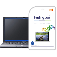 HealingShield SONY VAIO VGN-Z Clear Type Screen Protector 1 Pcs + TOP Pelindung Permukaan Kulit 2 Pcs