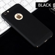 Disipasi Panas Hollowed-keluar Grid Phone Case Hard PC Ultra Tipis Pelindung Back Cover Shell untuk IPhone 6 6 S Plus 5.5 Inch-Intl