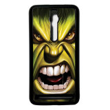 Review Heavencase Asus Zenfone 2 Ze551Ml Ze550Ml Hard Case Hulk 03 Hitam Heavencase