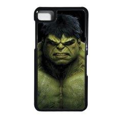 Heavencase Blackberry Z10 Hard Case Hulk 01 - Hitam