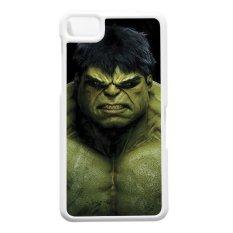 Heavencase Blackberry Z10 Hard Case Hulk 01 - Putih