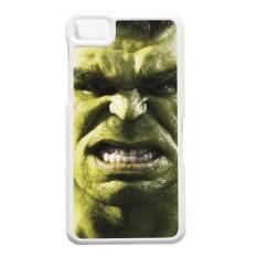 Heavencase Blackberry Z10 Hard Case Hulk 02 - Putih