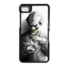 Heavencase Blackberry Z10 Hard Case Joker 01 - Hitam