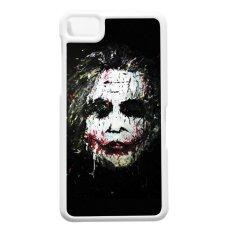 Heavencase Blackberry Z10 Hard Case Joker 02 - Putih