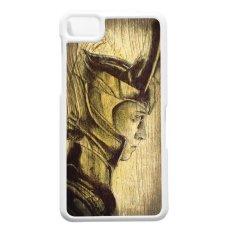 Heavencase Blackberry Z10 Hard Case Loki 02 - Putih
