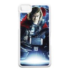 Heavencase Blackberry Z10 Hard Case Thor 01 - Putih