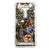 Promo Heavencase Case Casing For Asus Zenfone Selfie Zd551Kl Case Hardcase Motif Batik Unik 20 Putih Heavencase