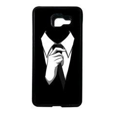 Jual Heavencase Case Casing Samsung Galaxy A5 2016 Samsung Galaxy A510 Softcase Tpu Bumper Motif Tuxedo Hitam Indonesia