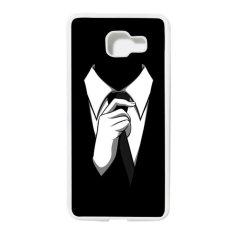 Harga Heavencase Case Casing Samsung Galaxy A5 2016 Samsung Galaxy A510 Softcase Tpu Bumper Motif Tuxedo Putih Original