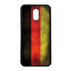 Jual Heavencase Case Casing Samsung Galaxy J7 Plus Case Softcase Hitam Motif Bendera Jerman Heavencase Ori