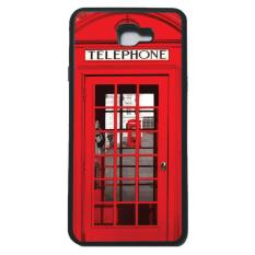 Miliki Segera Heavencase Case Casing Samsung Galaxy J7 Prime Case Softcase Bumper Motif Unik Red Phone Box Hitam