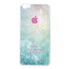 Heavencase Case Casing Vivo V5 Atau Vivo V5S Case Hardcase Putih Motif Apple 01 Murah