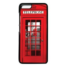 Situs Review Heavencase Case Casing Xiaomi Mi 5 Case Hardcase Motif Red Phone Box Hitam