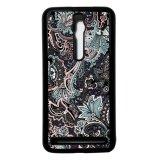 Harga Heavencase Case Untuk Asus Zenfone 2 Ze551Ml Ze550Ml Hard Case Motif Batik 14 Hitam Terbaik