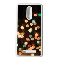 Heavencase Hard Case Xiaomi Redmi Note 3 Motif Batik Kayu Bokeh 03 Casing Cover - Putih