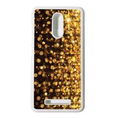 Heavencase Hard Case Xiaomi Redmi Note 3 Motif Batik Kayu Bokeh 05 Casing Cover - Putih