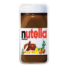 Heavencase Iphone 5c Rubber/Soft Case Nutella - Bening