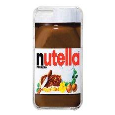 Heavencase Iphone 6 Hard Case Nutella - Bening